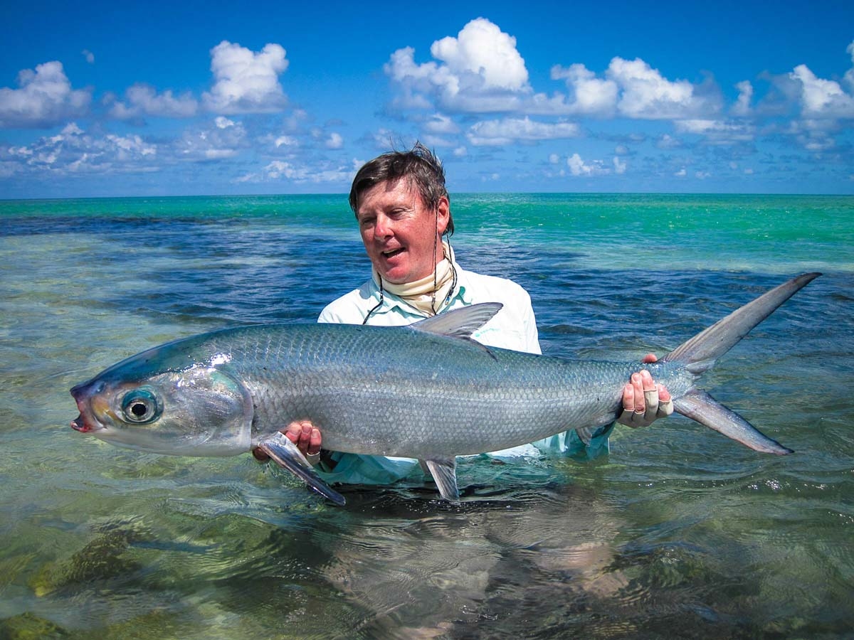 Fly fishing for milkfish chanos chanos facts flies for What is fly fishing