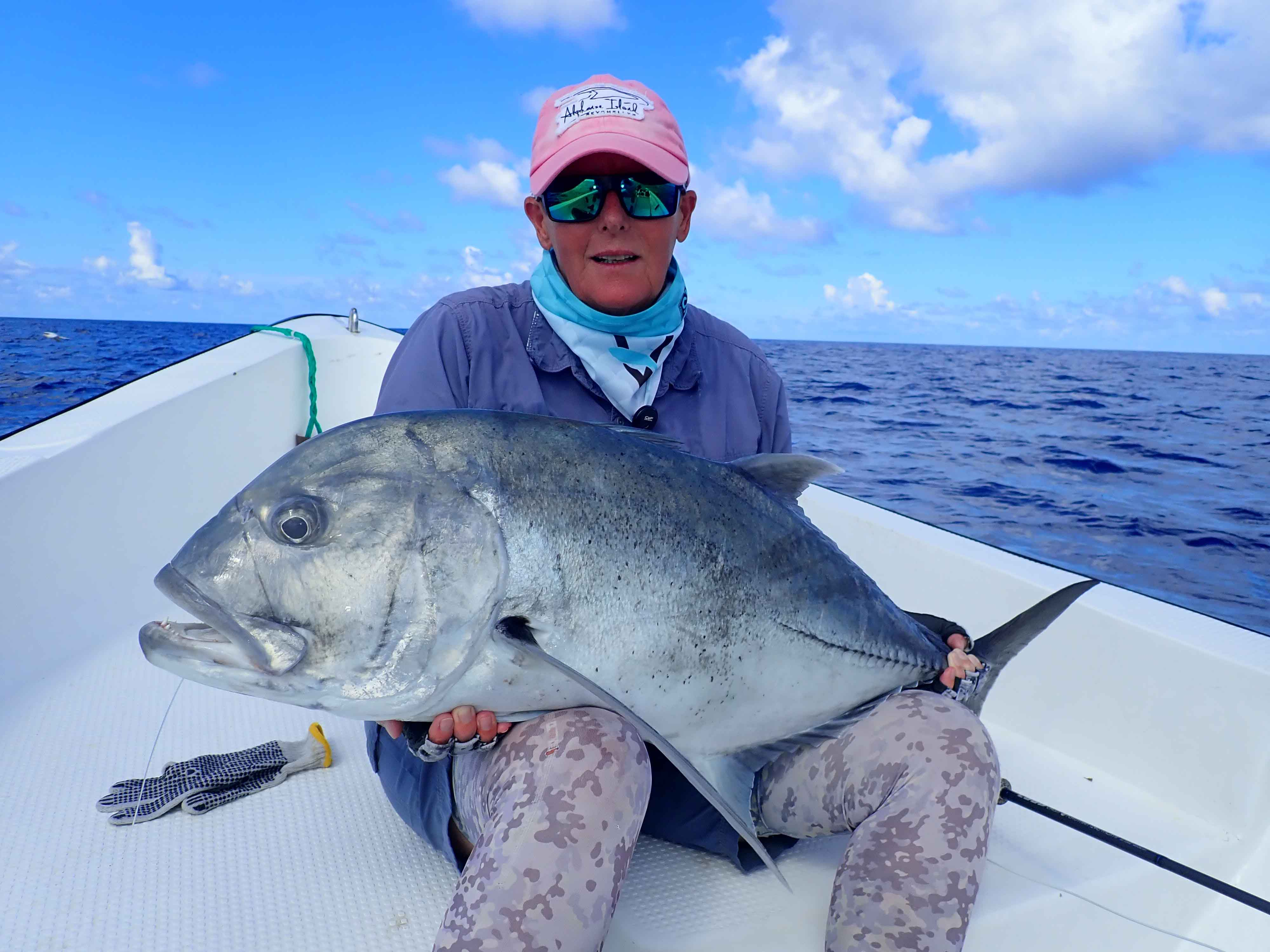 Fly Fishing Giant Trevally
