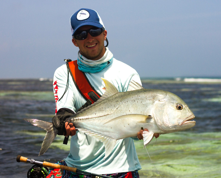 Alphonse-Island-Fly-Fishing-Seychelles-Giant Trevally (3)