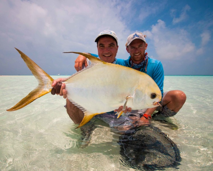 Alphonse Island Fly Fishing Permit