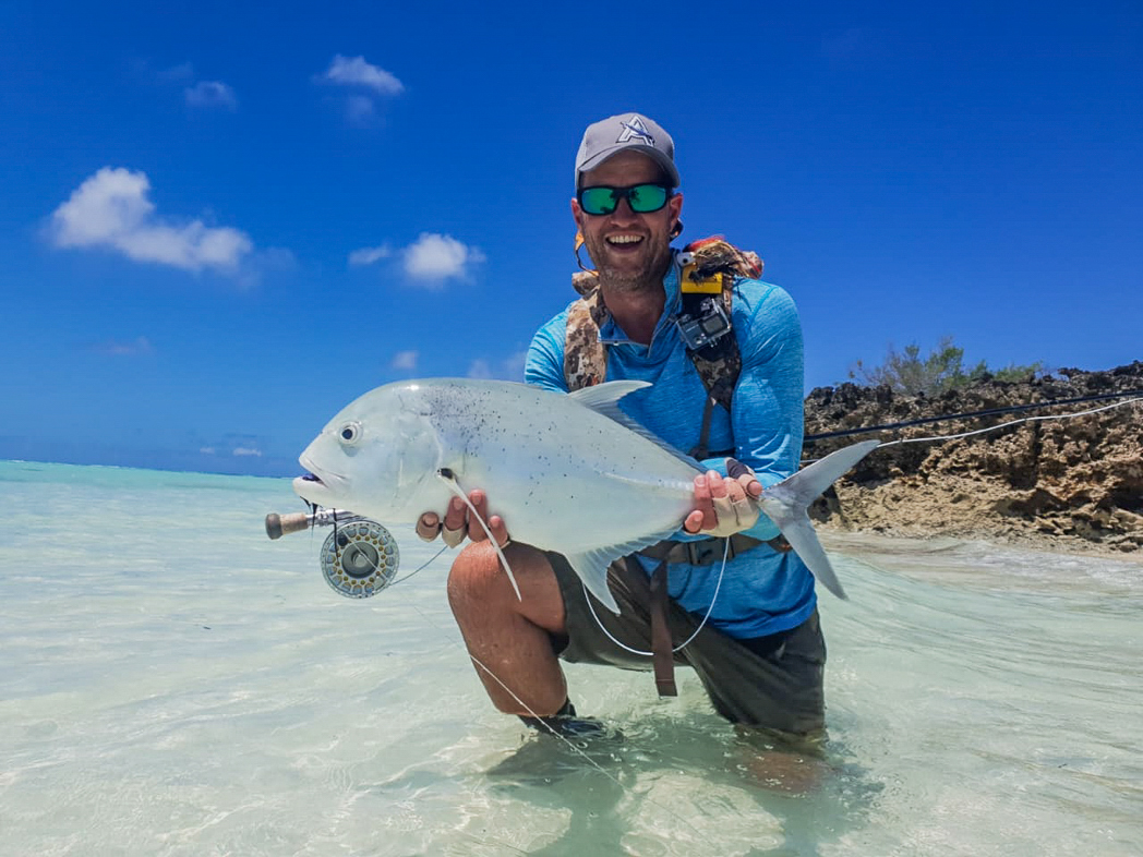 flyfishing-seychelles-Giant-Trevally